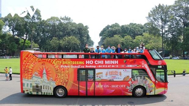 Ho Chi Minh-Ville promeut le tourisme de proximite hinh anh 2