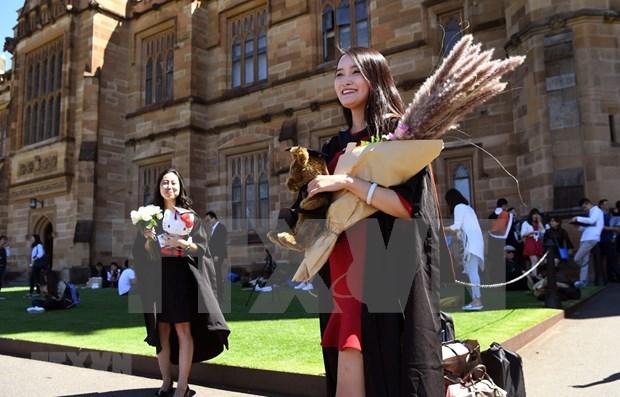 Le Vietnam se classe 4e en termes de nombre d'etudiants internationaux en Australie en 2020 hinh anh 1