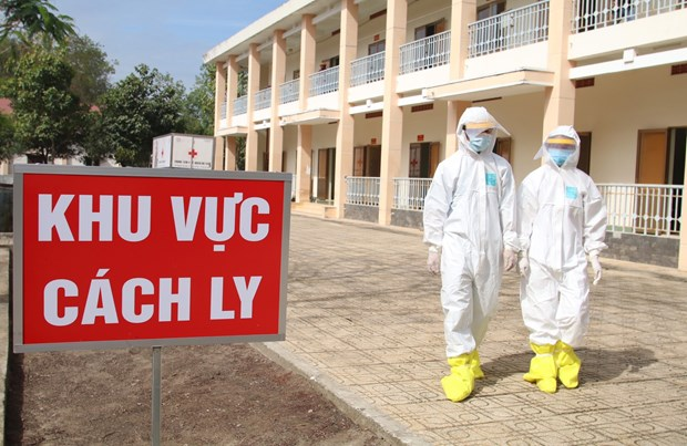Aucune infection au COVID-19 signee jeudi matin au Vietnam hinh anh 1