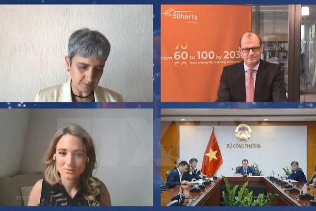Le Vietnam au 7e Dialogue de Berlin sur la transition energetique hinh anh 1