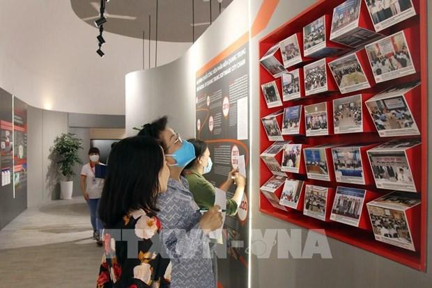 Ho Chi Minh-Ville: Ouverture du musee des produits des technologies de l'information hinh anh 1