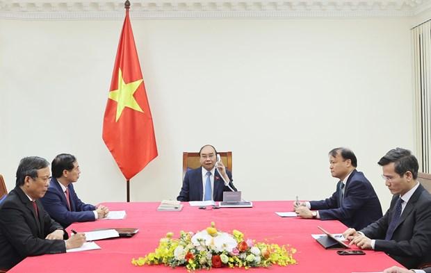 Le Vietnam le Chili s'entraident au sein des organisations internationales et forums multilateraux hinh anh 1