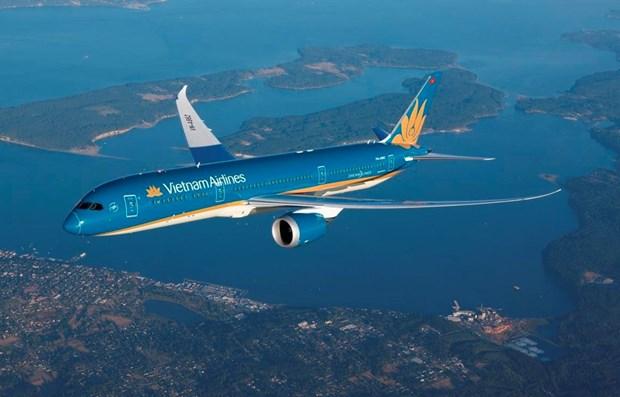 Vietnam Airlines reprend certaines lignes aeriennes internationales hinh anh 1