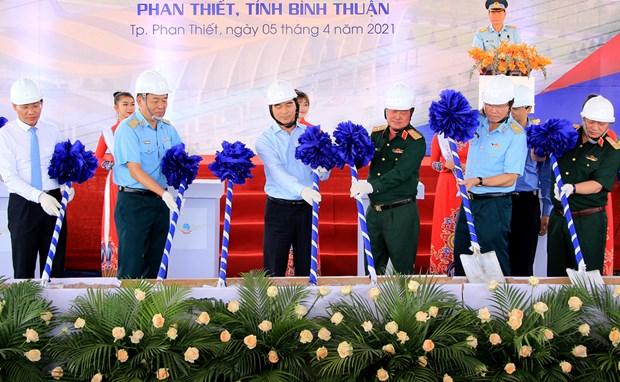 Binh Thuan: mise en chantier de l'aeroport de Phan Thiet hinh anh 2