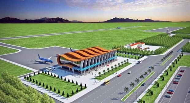 Binh Thuan: mise en chantier de l'aeroport de Phan Thiet hinh anh 1