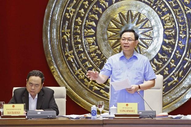 Le Conseil des ethnies de l'AN contribue aux politiques en faveur des minorites ethniques hinh anh 2