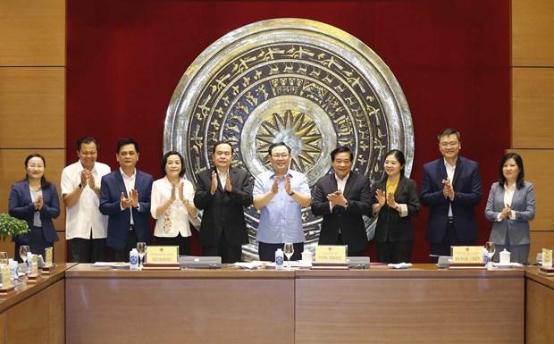 Le Conseil des ethnies de l'AN contribue aux politiques en faveur des minorites ethniques hinh anh 1