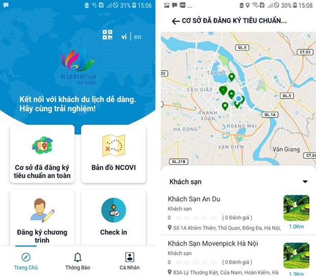 Mise en service de «Tourisme sur au Vietnam» hinh anh 1