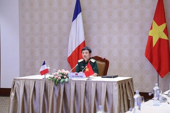 Cooperation Vietnam - France dans la defense hinh anh 1