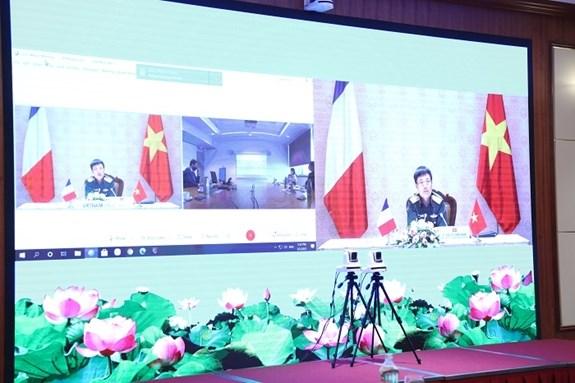 Cooperation Vietnam - France dans la defense hinh anh 2