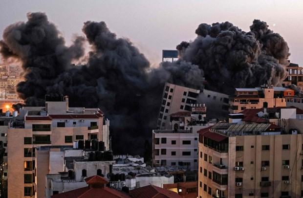 CDS: Le Vietnam condamne la violence dans l'escalade du conflit entre Israel et la Palestine hinh anh 1