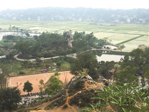 Hanoi : La pagode Tram, visite culturelle et meditation en pleine nature hinh anh 2
