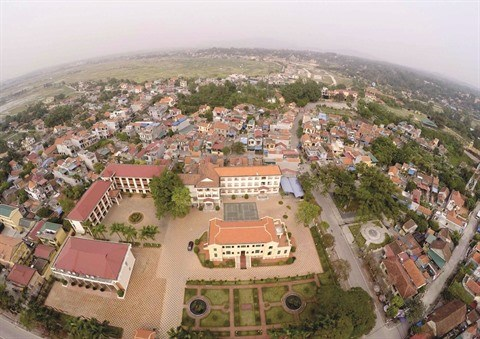 Quang Ninh vers l'accomplissement de l'edification de la Nouvelle ruralite hinh anh 1