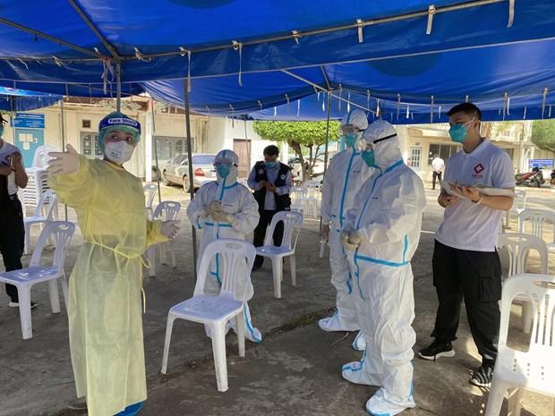 COVID-19: le Laos et le Cambodge continuent de détecter de nouveaux cas