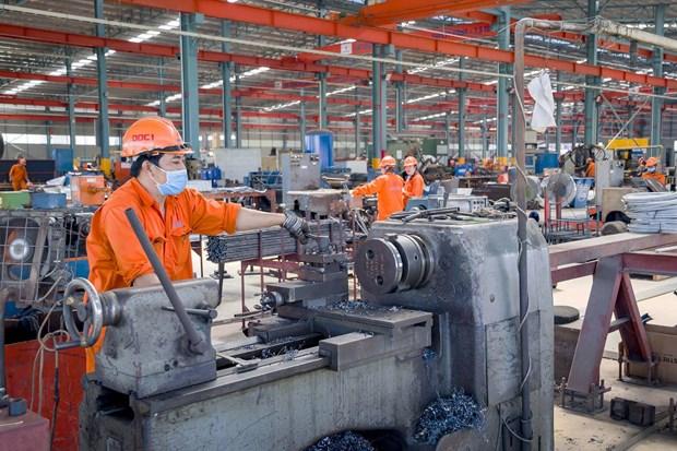 Les ouvriers, fers de lance du developpement national hinh anh 2
