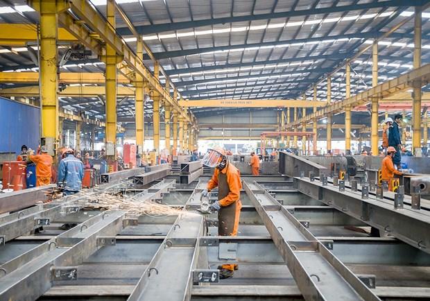 Les ouvriers, fers de lance du developpement national hinh anh 1