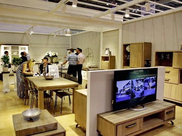 Le Vietnam, le premier exportateur de meubles vers les Etats-Unis en 2020 hinh anh 1