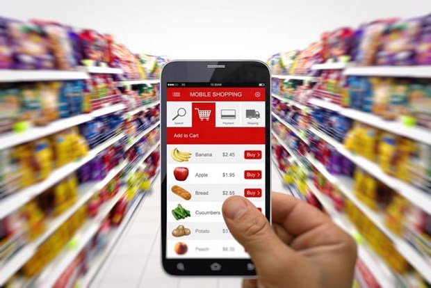 La vente au detail de produits essentiels prend la vague d'investissement hinh anh 1