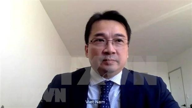 Conseil de securite : Le Vietnam appelle a utiliser a bonnes fins les nouvelles technologies hinh anh 1