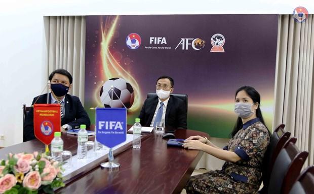 Football : Une Vietnamienne elue membre de la Commission de Discipline de la FIFA hinh anh 1