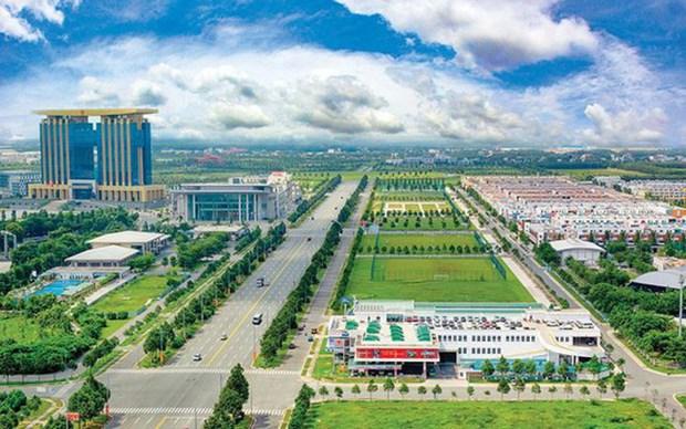 Binh Duong delivre les certificats d'investissement a cinq projets d'investissement etrangers hinh anh 1