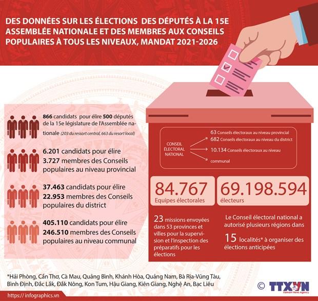 Succes des elections legislatives: force de l'estime du peuple vietnamien hinh anh 8