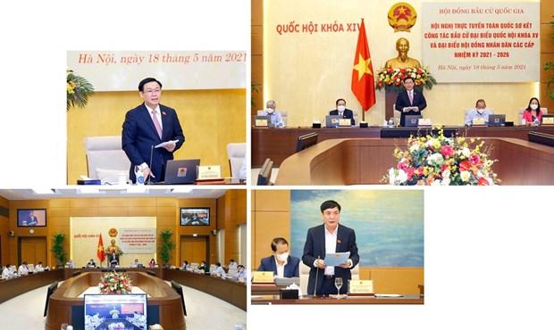 Succes des elections legislatives: force de l'estime du peuple vietnamien hinh anh 5