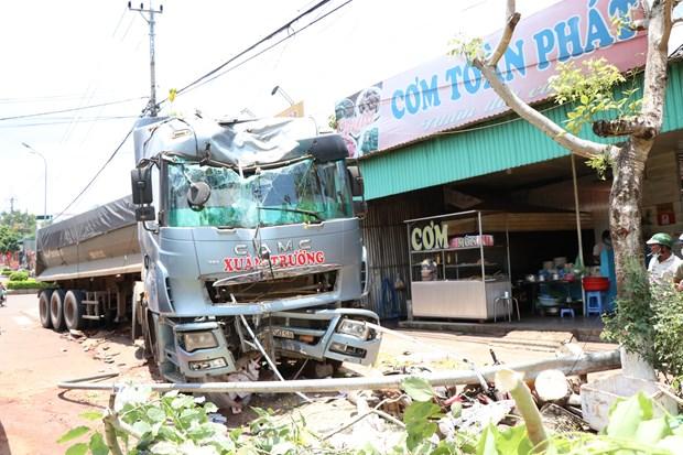 Accidents de la circulation : 2.656 morts au Vietnam en cinq mois hinh anh 1