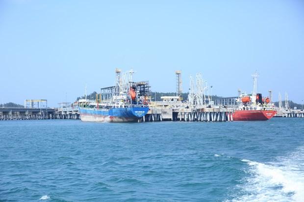 Petrochimie: la societe Binh Son vise un chiffre d'affaires de 70.661 milliards de dongs en 2021 hinh anh 1