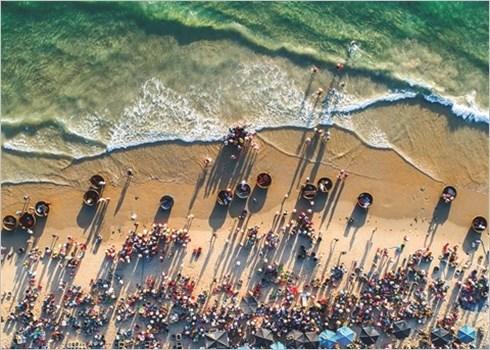 Les plages du Vietnam, chefs-d'œuvre de la nature hinh anh 4
