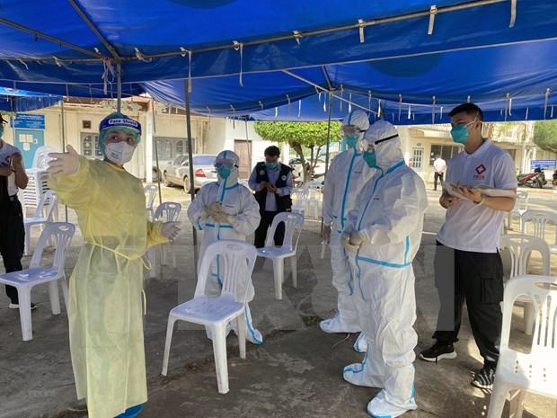 Laos: 9 nouveaux cas de contamination au COVID-19 en 24 heures hinh anh 1