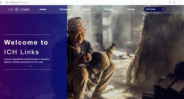 Lancement de la plateforme d'information sur le patrimoines immateriels de l'Asie-Pacifique hinh anh 1