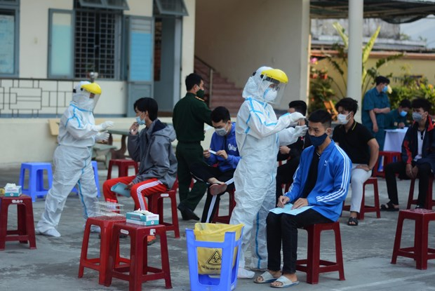 La diaspora a Singapour contribue au Fonds de vaccination anti-Covid-19 hinh anh 1