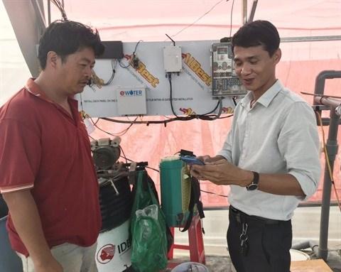 Un jeune homme remporte le succes avec ses solutions agricoles intelligentes hinh anh 2