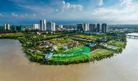 Une Ho Chi Minh-Ville flamboyante dans dix ans ? hinh anh 1