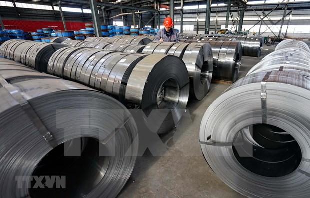Enquete sur l'exclusion des mesures de sauvegarde pour certains produits d'acier importes au Canada hinh anh 1