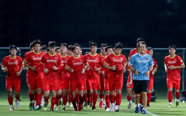 Mondial 2022: L'entraineur de l'equipe des EAU confirme un match de haut niveau contre le Vietnam hinh anh 1