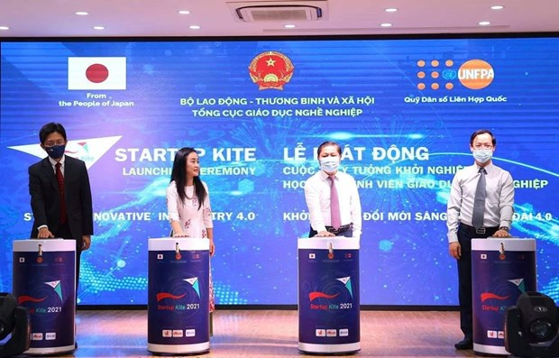 Lancement du concours Startup Kite 2021 hinh anh 1