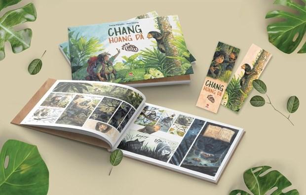 Un ouvrage illustre vietnamien sur la protection des especes animales bientot diffuse mondialement hinh anh 2