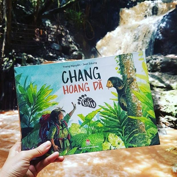 Un ouvrage illustre vietnamien sur la protection des especes animales bientot diffuse mondialement hinh anh 1