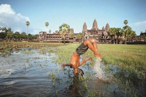 Le photographe Lam Duc Hien, la memoire du Mekong hinh anh 2