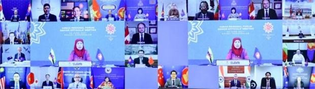 SOM ARF: la priorite devrait etre accordee a la cooperation dans la prevention du COVID-19 hinh anh 2