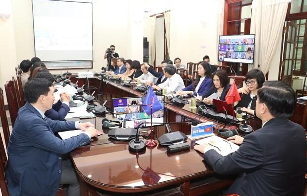 ASCC : Le Vietnam exprime son soutien aux priorites liees au theme de l'Annee de l'ASEAN 2021 hinh anh 1