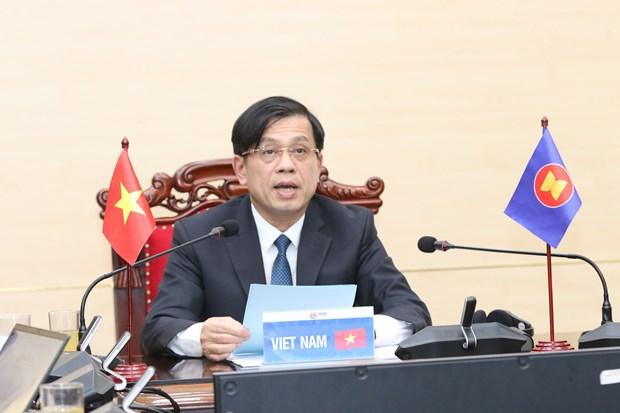 ASCC : Le Vietnam exprime son soutien aux priorites liees au theme de l'Annee de l'ASEAN 2021 hinh anh 2