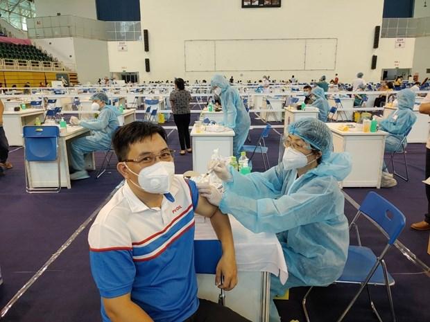 PetroVietnam lance la campagne de vaccination anti-COVID-19 hinh anh 2