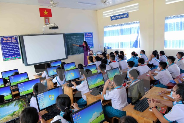 Le Service de l'Education de Hanoi propose la reouverture des ecoles le 10 juillet hinh anh 1