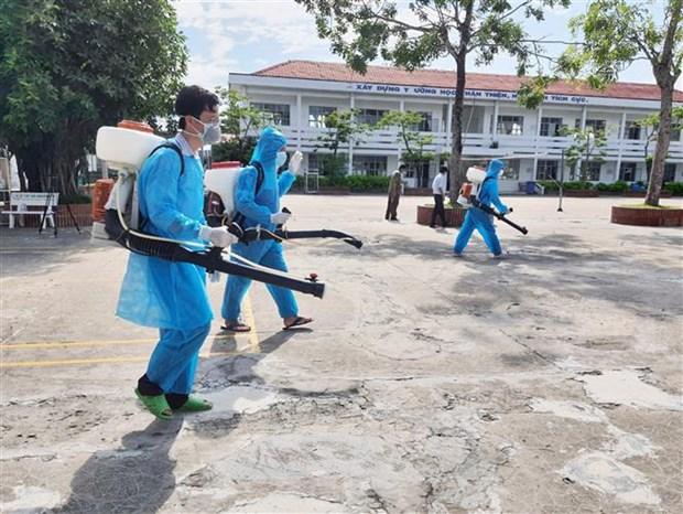 COVID-19 : le ministere de la Sante mobilise 10.000 agents medicaux pour soutenir Ho Chi Minh-Ville hinh anh 2