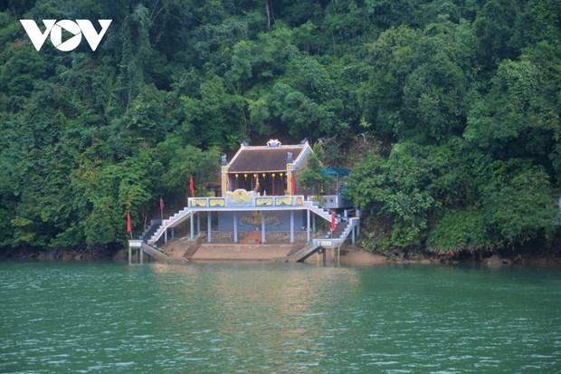 Mieu Ong - Mieu Ba, un site de pelerinage repute a Quang Ninh hinh anh 2