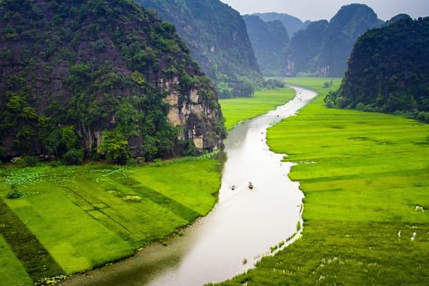 Ninh Binh laboure le sillon de l'agrotourisme hinh anh 1
