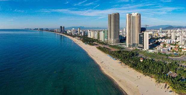 COVID-19: Da Nang ferme les plages publiques et suspend les activites sportives en plein air hinh anh 1